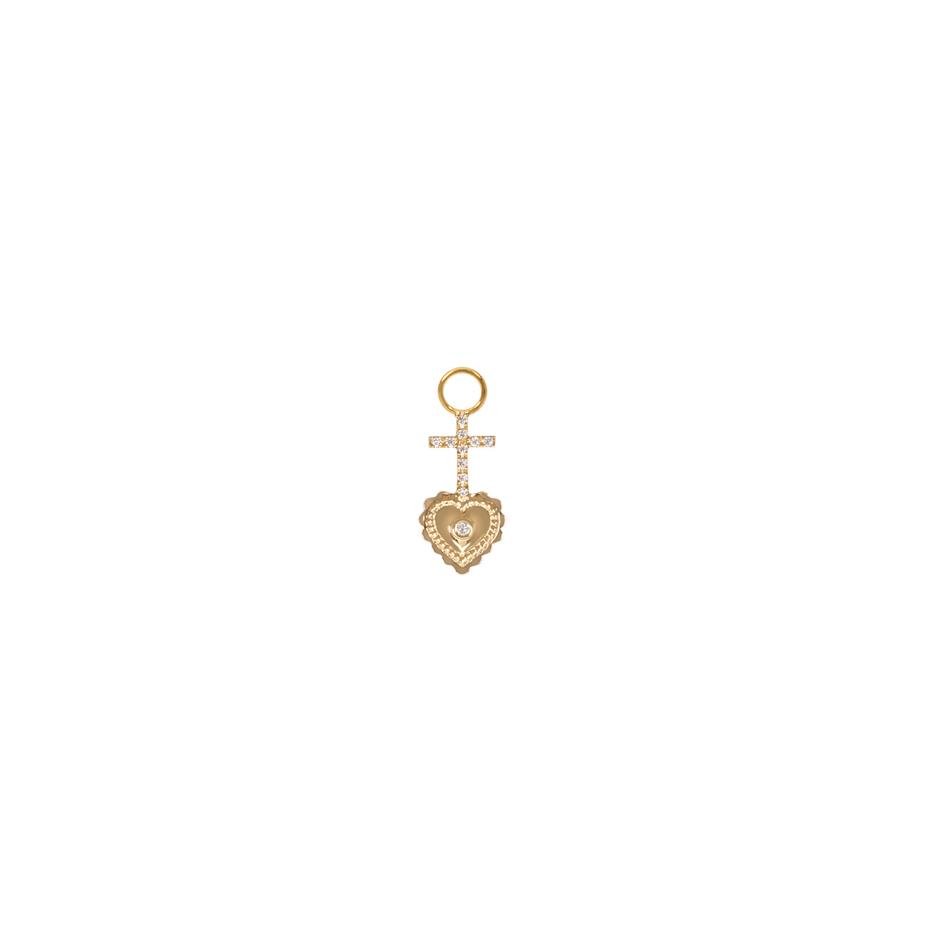 Charm BO Ex Voto Diamants