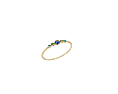 Bague eternity multi sea